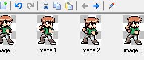 הסרת רקע בעורך תמונות של Game Maker