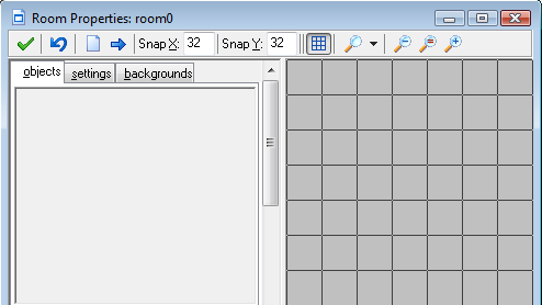 room properties simple mode