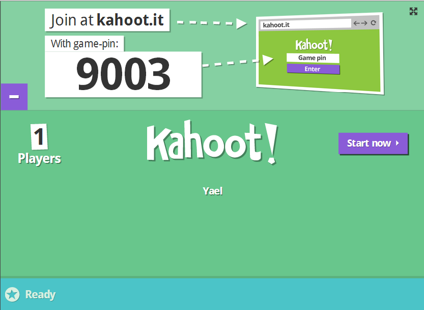 mainScreen Kahoot2