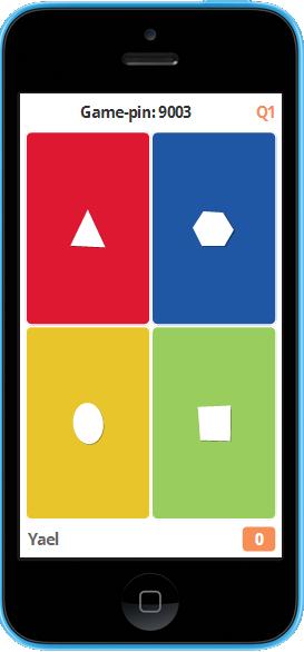 phoneScreen Kahoot3