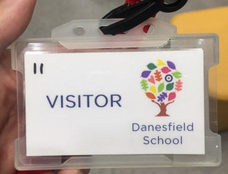 רשמים מסיור בבית הספר Danesfield באנגליה