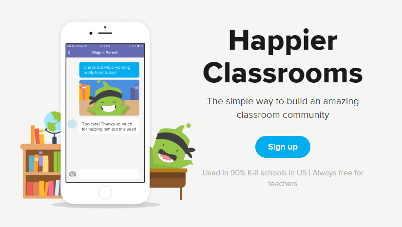 ClassDojo – משחוק ויצירת קהילה לומדת משותפת