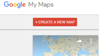create new map